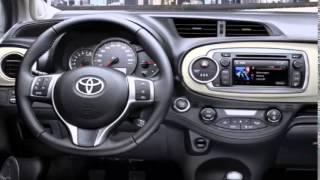 All New Toyota Yaris 2014 TRD Sportivo Black/Hitam Exterior & Interior