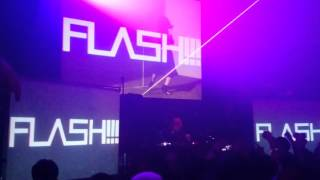中田ヤスタカパフォーマンス in ClubAsia 渋谷  Perfume new single「FLASH」for ちはやふる