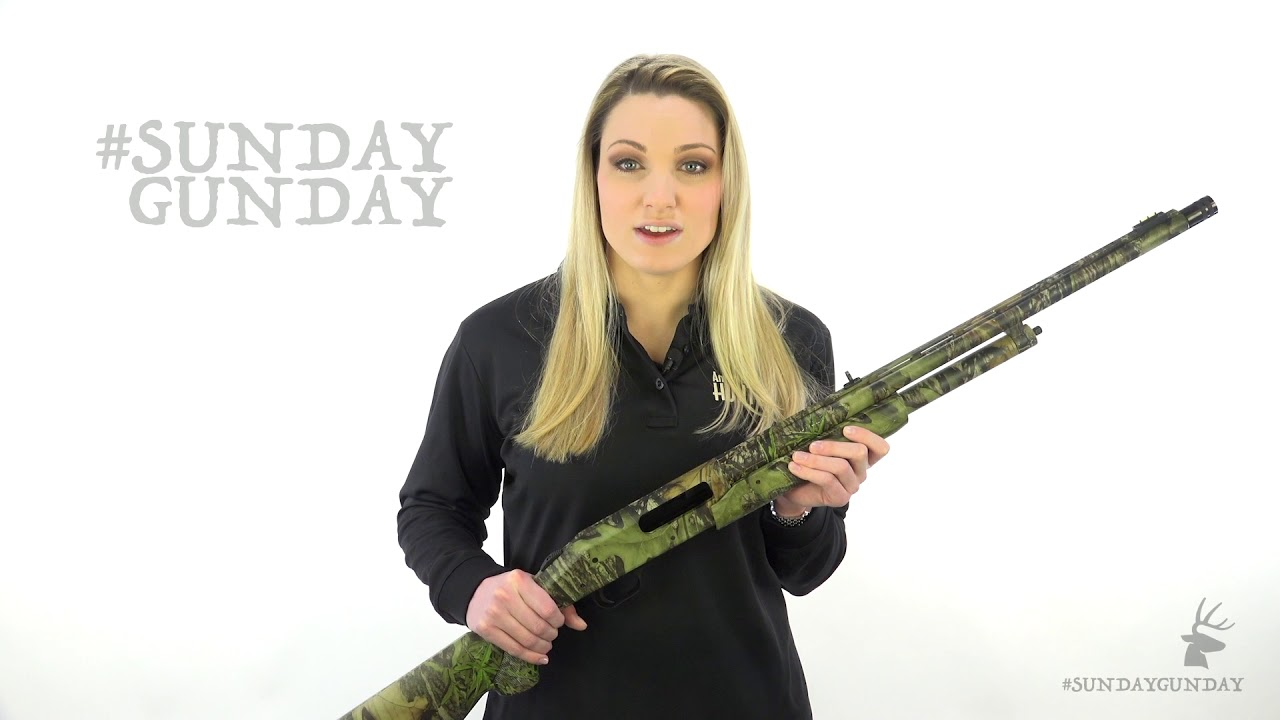 #SundayGunday: Mossberg 535 ATS Turkey