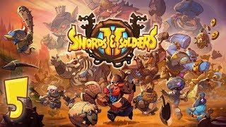 Swords & Soldiers 2: Shawarmageddon - SlowWolf Plays [Episode 05: TRANSCONTINENTAL]