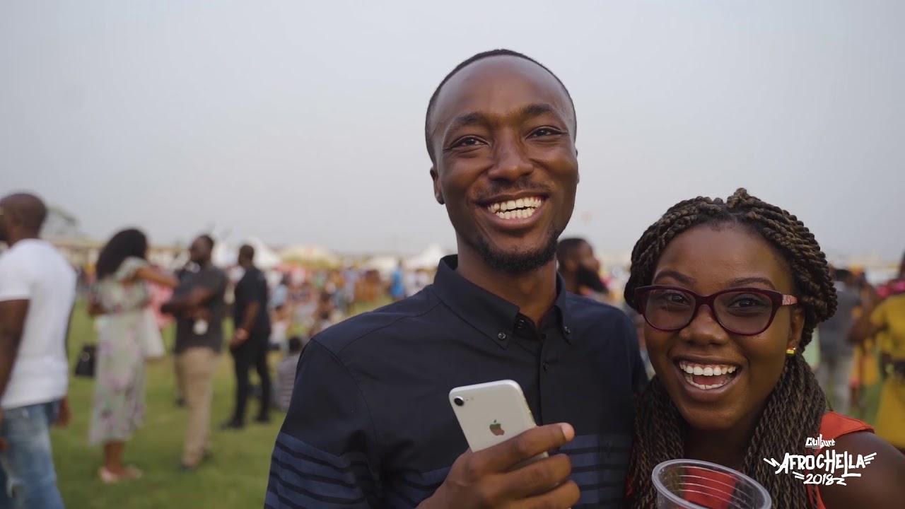 Official Afrochella Festival 2018 Recap, Accra Ghana