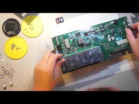 Rigol DS1000Z Oscilloscope Teardown