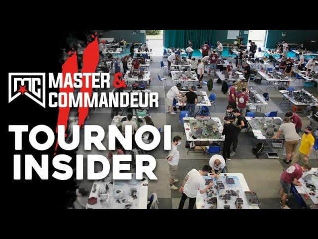 Warhammer 40.000 (PLUS GROS TOURNOI FR 2021) Master & commander 2