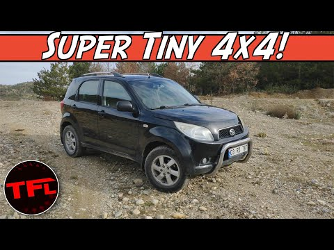Meet The Daihatsu Terios: Here's What It's Like To Own A Tiny Off-Roader! Dude, I Love My Ride @Home