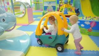 Дети в парке развлечений Литтл Стар (Little Star) - день роджения Дианы 4 года