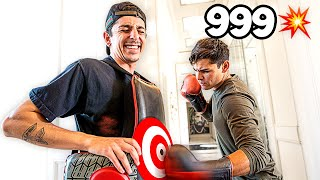 I Let a Professional Boxer Do THIS To Me.. (ft. Ryan Garcia)