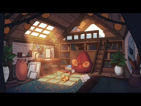 lofi hip hop radio - beats to relax/sleep/study to [Lost in Space lofi Radio] 🪐