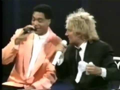 ROD STEWART -  THE FIRST CUT IS THE DEEPEST -  LIVE -  VAGABOND HEART 1992