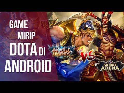 5 Game MOBA Mirip DotA Terbaik Di Android Dan IOS