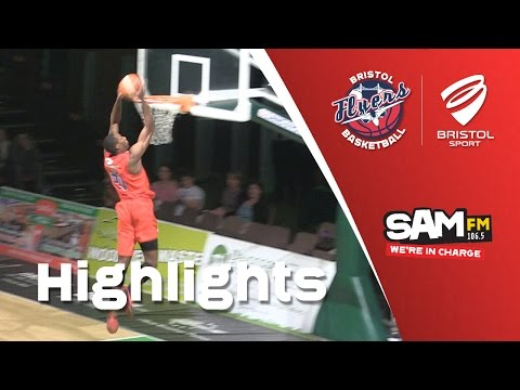 HIGHLIGHTS: Plymouth Raiders 77-88 Bristol Flyers | BBL Cup