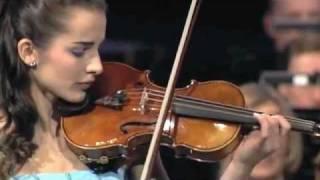 Alina Pogostkina - Sibelius Violin Concerto, 2. movement