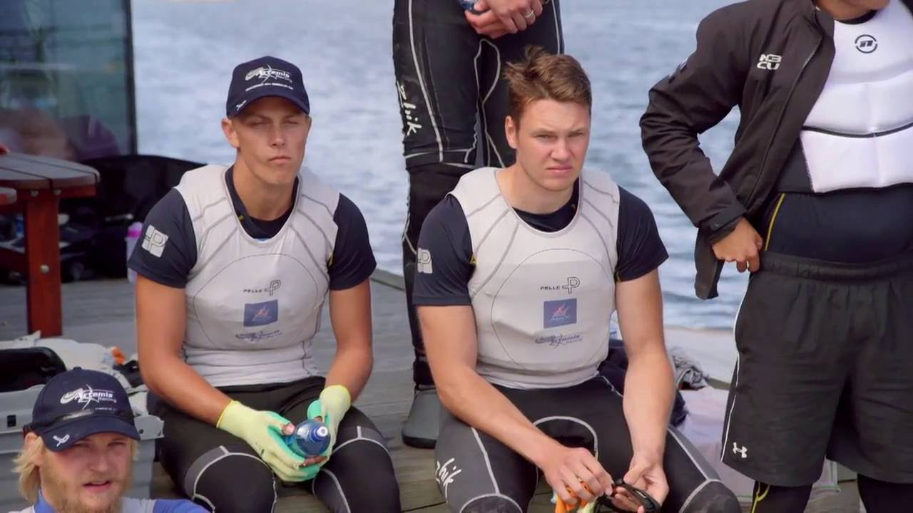 Red Bull Youth America\'s Cup Trials - PART 2 (ENG)