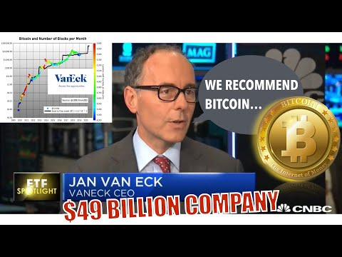 BREAKING NEWS! MASSIVE Financial Institution VanEck Goes SUPER BULLISH On BITCOIN & Cryptocurrency!