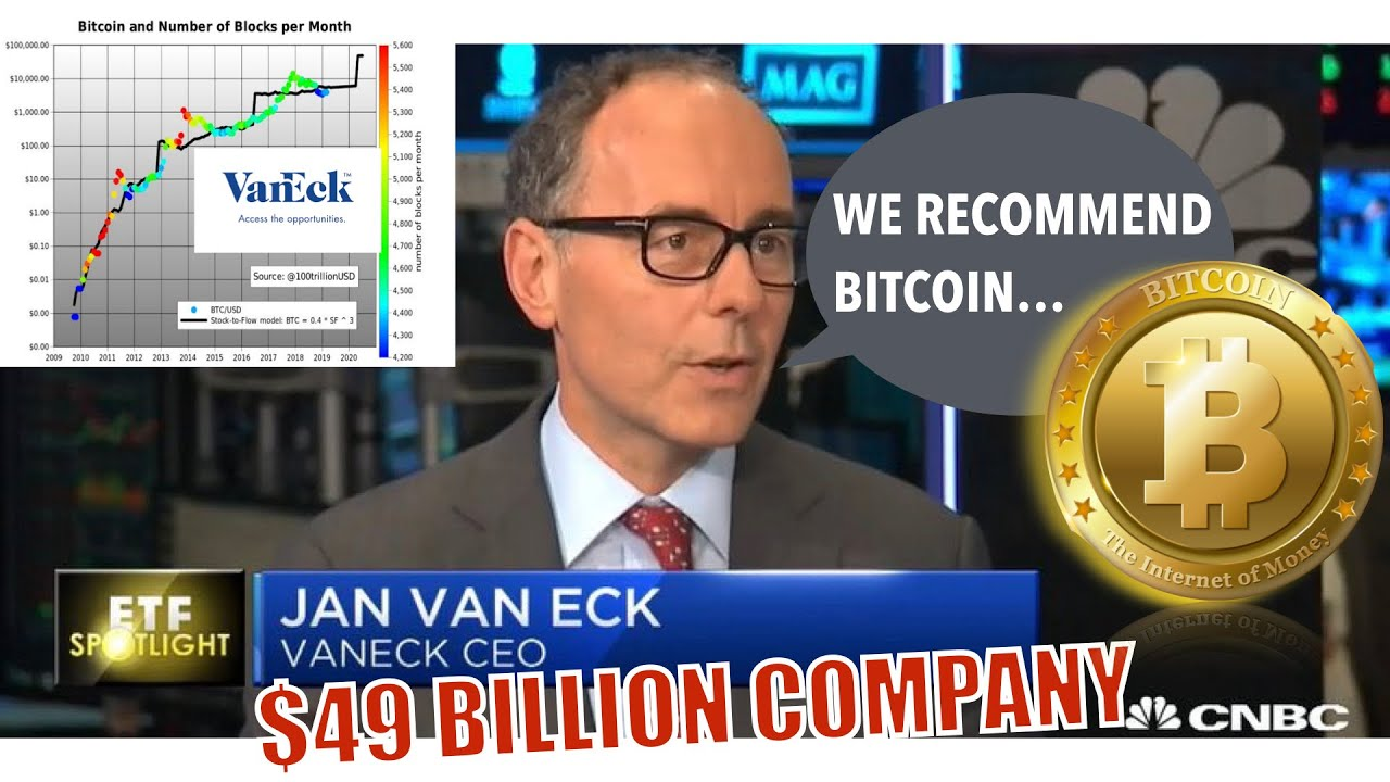 BREAKING NEWS! MASSIVE Financial Institution VanEck Goes SUPER BULLISH on BITCOIN & Cryptocurren