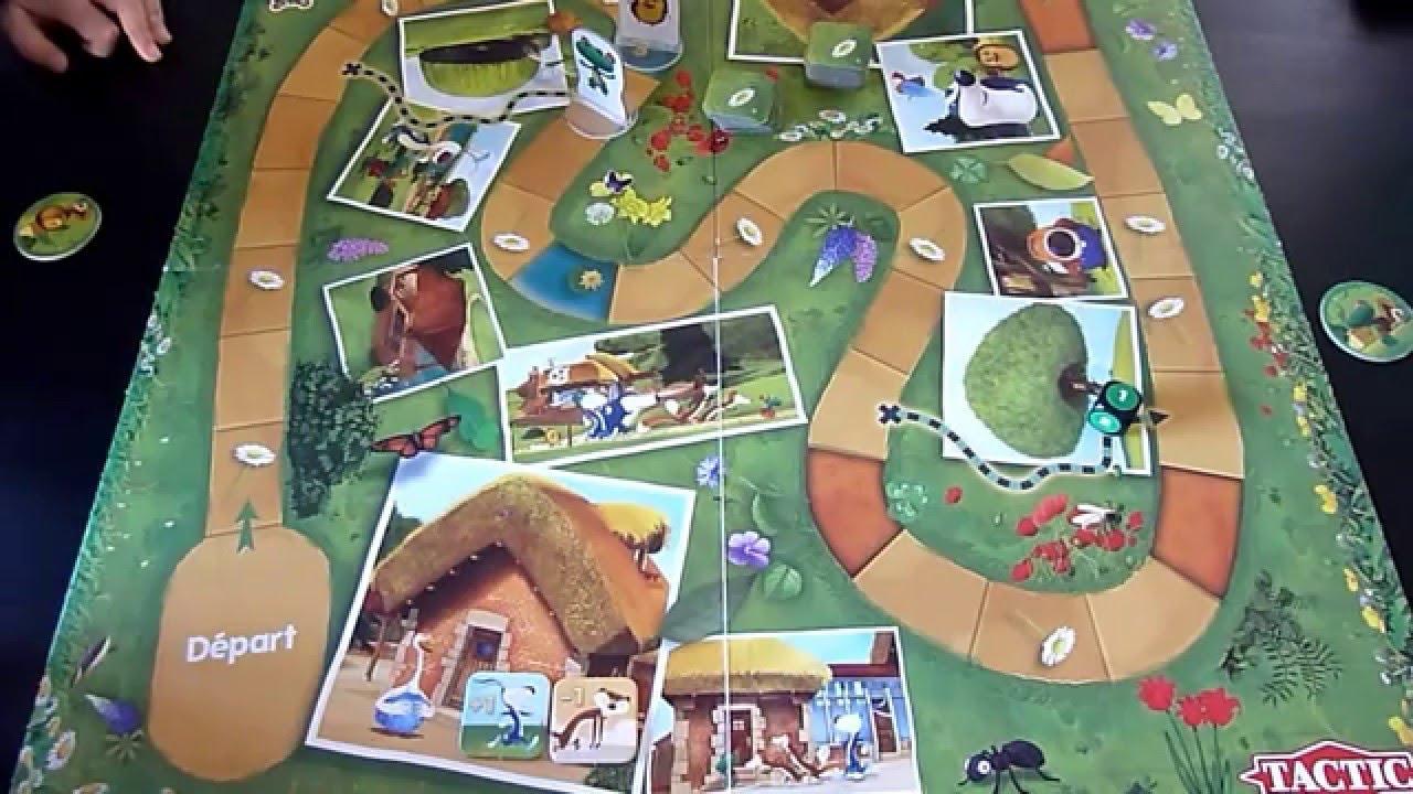 Test du jeu Lulu Vroumette - Jeu de société pour enfants (3-4 ans) - YouTube
