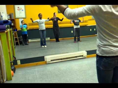 Flat Stanley Hip Hop - Lee Road School Play