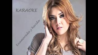 Yuridia - Enamorada y herida (Karaoke)