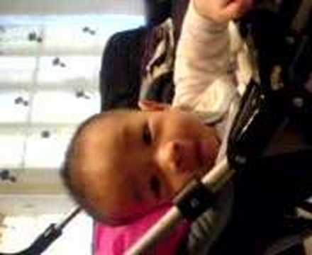 A lovely baby...Evin Tan