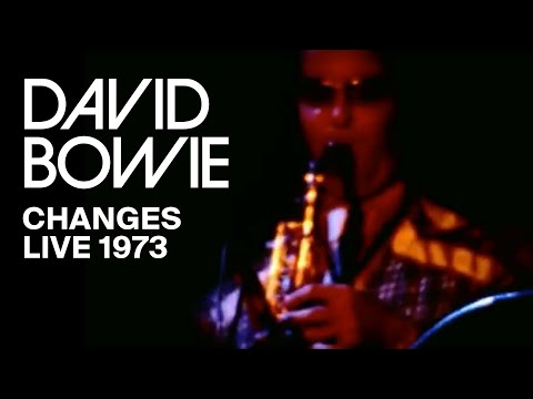 David Bowie - Changes (Live, 1973)
