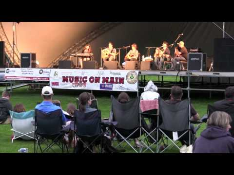 Music on Main with the Youth Songwriters Circle