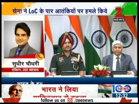 Indian Army avenges Uri with surgical strikes across LoC, heavy casualties