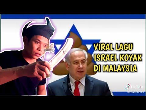 VIRAL lagu koyak israel the power netizen  malaysia