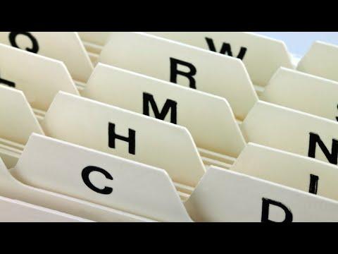 How to Use the Alphabet List Technique | Memory Techniques