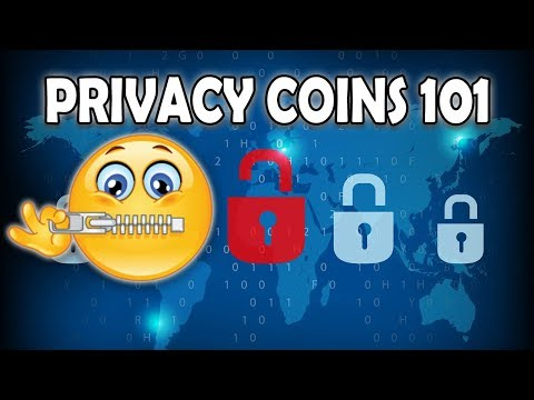 Privacy Coins 101 - A (Very) Brief Overview of Privacy Tech