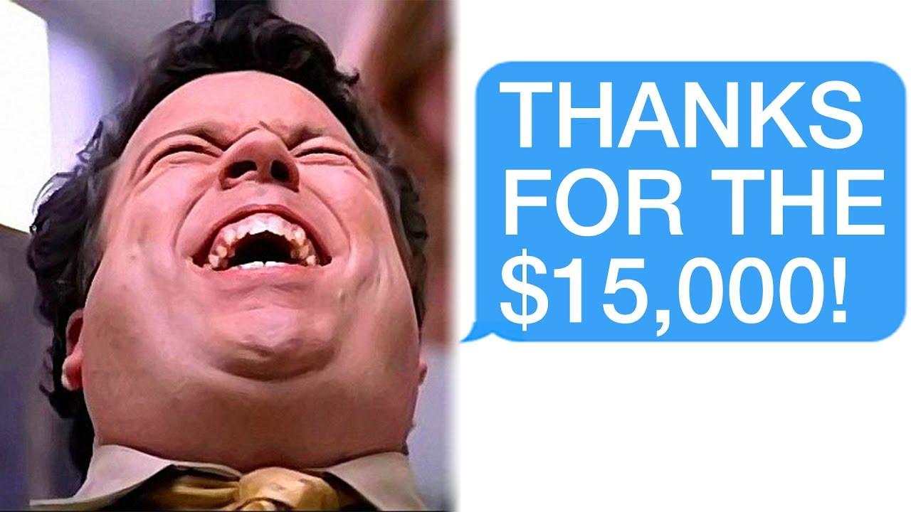 r/Prorevenge THANKS FOR THE $15,000!