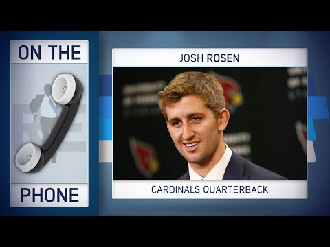 Cardinals QB Josh Rosen Talks NFL Draft Process & More with Rich Eisen | Full Interview | 5/2/18
