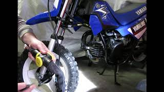 Kovix KPTZ-16 16mm Alarmed Motorcycle Padlock