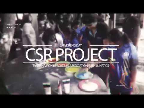 CSR PROJECT 2018