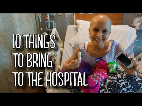 What to bring to the Hospital