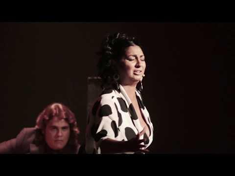 Luisa Muñoz Espectáculo Completo  Valentía V Bienal de Flamenco de Málaga