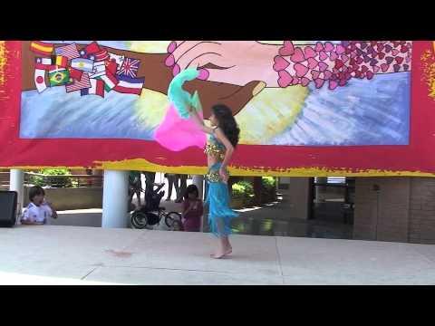 Belly Dance Anastassia Cafatti