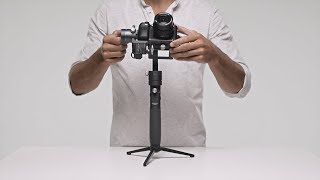 Benro RedDog R1 Quick Start - Balancing your Gimbal