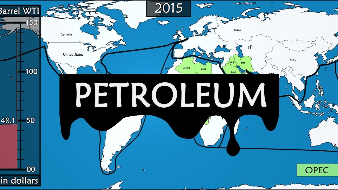 Download Petroleum - modern history of oil