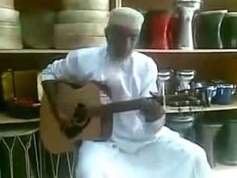 Bob Marley Redemption song by Moroccan old men