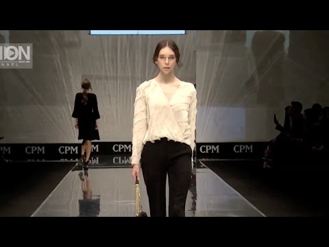 "BEATRICE B. ""Linear Way"" CPM Moscow Fall Winter 2017 2018 by Fashion Channel"