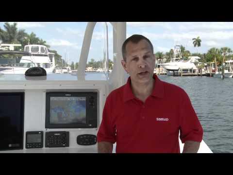 Simrad Yachting Tech Tips #9 - Sirius Marine Weather