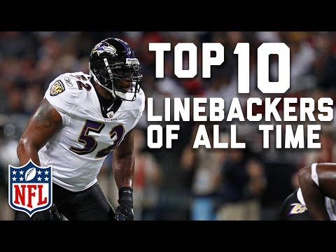 Top 10 Linebackers of All Time   NFL Highlights