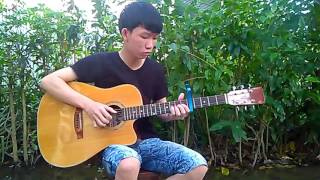 Dangerously - Charlie Puth Fingerstyle Guitar (Cover Đoàn Anh Nguyên)