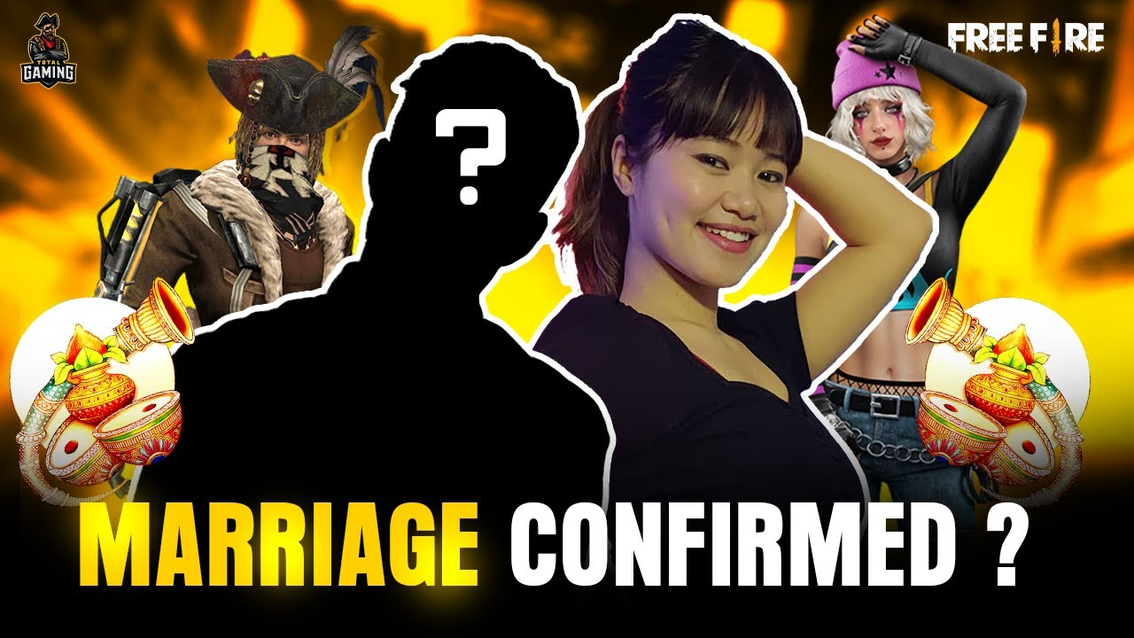 AJJUBHAI LOVE SOONETA?❤ MARRIAGE CONFIRMED? - GARENA FREE FIRE GAMEPLAY #2