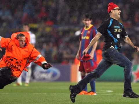 Jimmy Jump In Barcelona Real Madrid