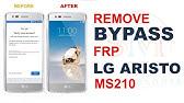 Disable Bypass Remove Google Account Lock FRP on Metro PCS LG Aristo