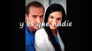 Rafaela y Jose maria cancion(pobre corazon Chino y Nacho)LETRA