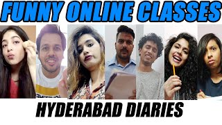 FUNNY ONLINE CLASSES