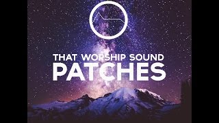 That Worship Sound - MainStage 3 & Logic Pro X (Sound Packs)