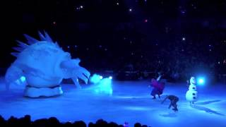 Disney Frozen on ICE 2015