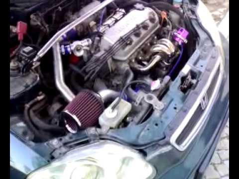 honda 1 6 engine diagram    honda    civic    1       6    esi turbo youtube     honda    civic    1       6    esi turbo youtube
